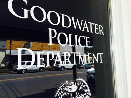 goodwater ala police