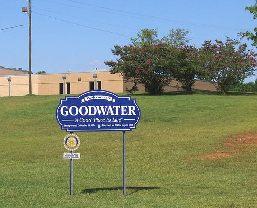 goodwater alabama